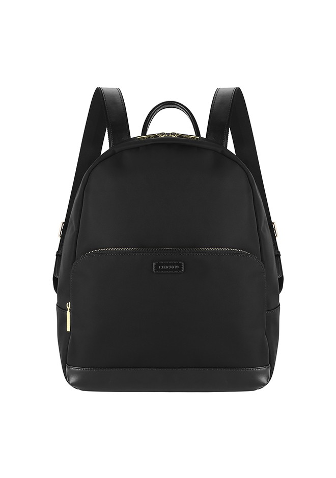 Casual backpack-black