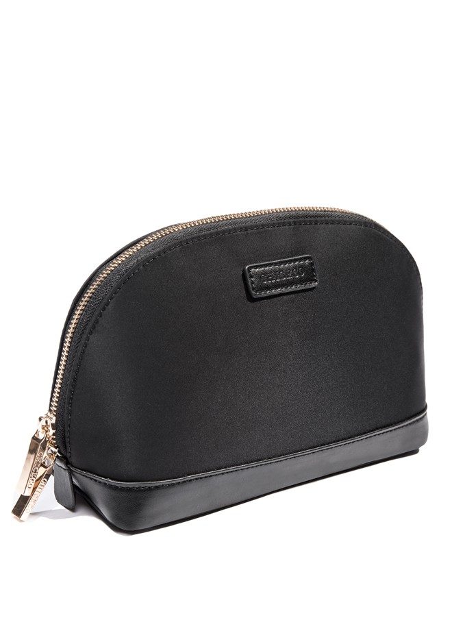 Handy Makeup Pouch - Black